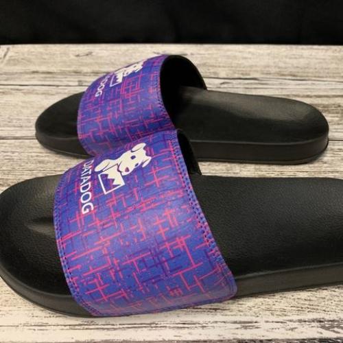 Custom Printed Slide Sandals