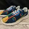 Custom Printed Tennis Shoes - The Warrior