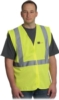Class 2 Solid Fabric Vest