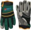 Sythetic Leather Palm Mechanic Glove