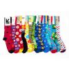 Custom Knit Cotton Crew Business & Dress Socks (Flagship USA Made Option)