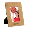 Bamboo Leatherette Photo Frame (4