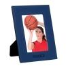 Leatherette 4 x 6 Photo Frame - Blue
