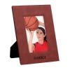 Leatherette 4 x 6 Photo Frame - Rose