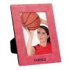 Leatherette 5 x 7 Photo Frame - Pink