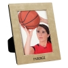Leatherette 8 x 10 Photo Frame - Light Brown