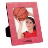 Leatherette 8 x 10 Photo Frame - Pink