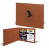 Leatherette Certificate Holder for 8-1/2 x 11