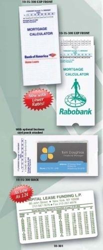 Mortgage Calculator-Sliding Version (Standard Service)
