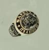 Custom Corporate Crest Ring