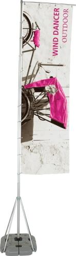 Wind Dancer Outdoor Flag