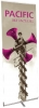Pacific 800 Silver Retractable Banner Stand
