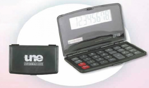 Jumbo Display Compact Calculator with Soft Rubber Keys