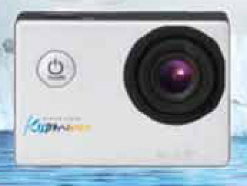 Action Water Proof Camera with Wi-Fi