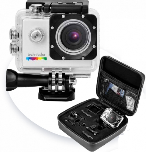 Deluxe Action Camera