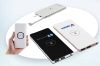 Qi Wireless Charger Power Bank with 6000mah Capacity