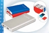 Anodized Aluminum Case Dual USB with 8000mah Capacity Power Bank
