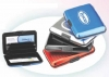 Aluminum Cover Hard Case To Hold Business and Credit Cards