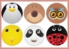 Full Color and Solid Colored Round Coasters - New