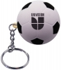 Soccer Ball Squeezies® Stress Reliever Keychain
