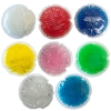 Small Circle Gel Beads Hot/Cold Pack