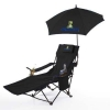 The Recliner Lounge Chair w/Kite Umbrella