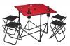 Stadium Table & Chairs