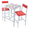 Indoor High Bar Table & Chair Set