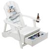 Adirondack Chair w/Cooler