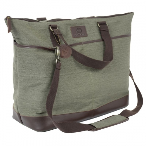 Leather Relaxed Travel Bag