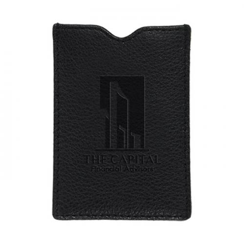 RFID Leather Card Sleeve