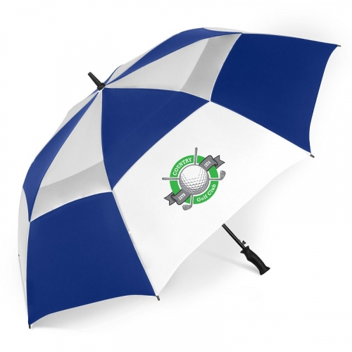 WINDJAMMER® Vented Auto Open Golf Umbrella
