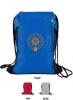 Zippered Side Mesh Pockets Sport Pack Bag