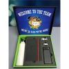 Keepsake Classic Hinged Luxury Gift Box - 7x7x2