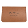Impression Leather Business Card Holder