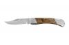 Zebra - Zebrawood Lock Back Folding Knife