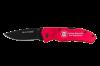 Red Electro - Lock Back Pocket Knife