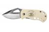 White Bone Fat Boy - Folding Pocket Knife