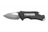 Black Fuse Pocket Knife & Bottle Opener