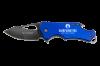 Blue Fuse Pocket Knife & Bottle Opener