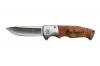 Flash - Wooden Swift Assist Folding Knife