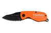 Fire Hi-Vis Compact Tactical Pocket Knife