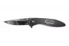 Hornet Black Brushed Swift Assist Pocket Knife