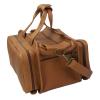 Competidor- Leather Gun Range Bag