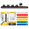Cable Organizer 5 Clips with Standard Packaging