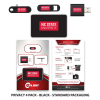 Privacy 4 Pack with RFID Card - Standard Packaging