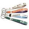 Slider Wristband/Loop with Cinch Key Tag