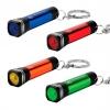 Color Square head LED Flashlight