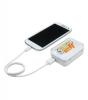 True Wireless Earbuds with Power Bank - 2200 mAh