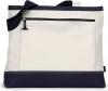 Zippered Drawstring Backpack
